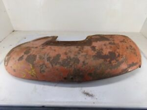 Allis Chalmers Wd Tractor Fenders left Right