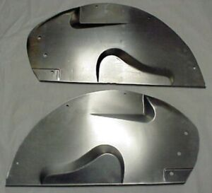1928 1929 1930 1931 Model A Ford Tudor Sedan Inner Fender Panels Street Rat Rod