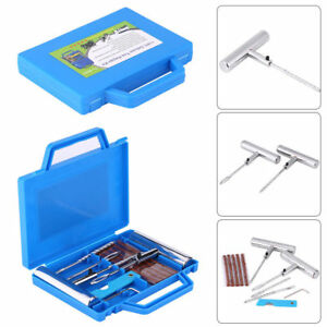 11x Tyre Repair Kit Tube Recovery Heavy Duty Car Tyre Repair Kit With Case