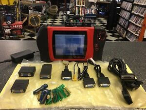 Snap On Modis Diagnostic Code Scanner Eems300 13 2 Software Installed Works