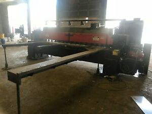 10 X 1 4 Wysong Power Squaring Shear Yoder 71113