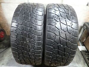 2 305 45 22 118s Nitto Terra Grappler G2 A T Tires 9 9 5 32 No Repairs 1314