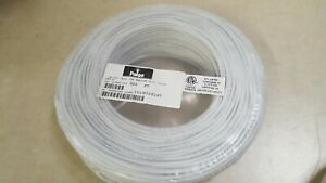 Paige Electric 18 2c Sol Cm White Coil 500 Feet Wire