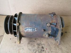 Farmall International Rd450 U450 12 Volt Generator Double Pulley