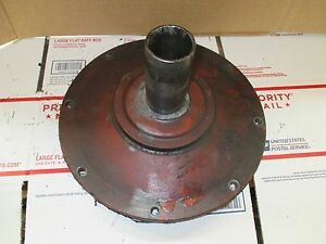 Ford 8000 8600 8700 Dual Power Front Cover D8nn7n481ab