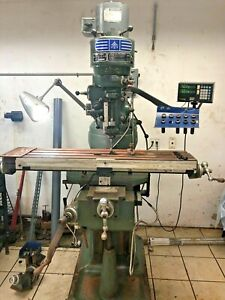 Jet Milling Machine bridgeport