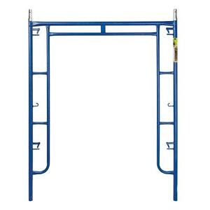 Blue Steel Walk through Arch 2 pack 6 3 Ft X 5 Ft Mason Scaffolding Frame Kit