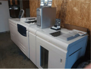 Xerox 700i Digital Color Press And Supplies Up To 70 Copies Per Minute