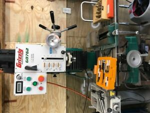 Grizzly G0762 Milling Machine