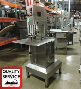 Jg 300 Commercial Meat Saw