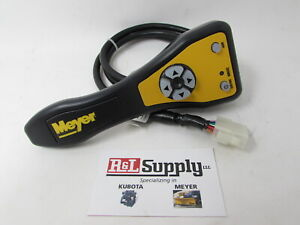 New Meyer Snow Plow Power Angle Drive Pro Controller Part 22830 Utility Receiver