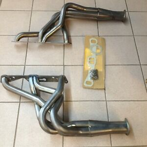 Hooker 4107 Long Tube Headers Fits Pontiac Firebird Ventura F Body 326 455