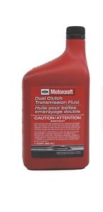 4 Qts Xt11 Qdc Motorcraft Ford Mercon Transission Fluid Focus Fiesta Mustang