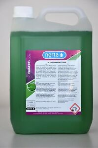 Nerta car And Truck Active Diamond Soap Cleaner 5 Liter 1 32 Gallon Jug