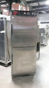Used Cres Cor H 137 wsua 12c Modile Heated Cabinet