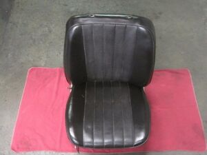 Porsche 901 911 912 Original Passenger Side Front Seat Early 911 L 911 S Used