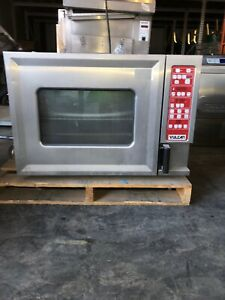 Vulcan 1 2 Size Combination Oven