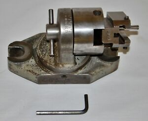 Universal Compound Angle Vise Machinist Grinding Fixture Milling Indexing Usa
