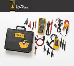 Fluke 1587 mdt Fc 2 in 1 Advanced Motor Drive Kit With 9040 I400