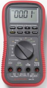 Amprobe Am 270 Industrial Multimeter With Bar graph Display