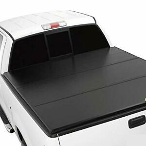 Pick Up Truck Hard Bed Cover Tonneau Extang 56445 Good Condition Silverado