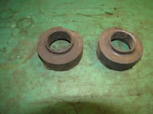 Jepp Cherokee Xj Tj Front Coil Spring Spacers 1 5 Inch