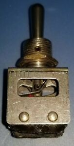 Micro Switch 13at1 Toggle Switch Momentary On Off Momentary On