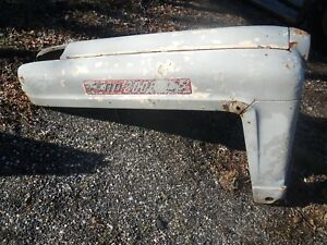 Ford 2000 Tractor Hood Grill Assy gas Engine Part