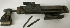 South Bend Taper Attachment 9 10k A B C Metal Lathe With Gib