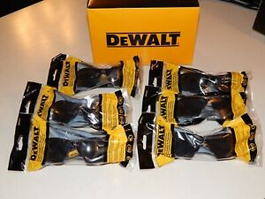 New Lot Of 6 Dewalt Dpg51 Radius Safety Glasses With Smoke Lens