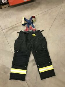 Morning Pride Bunker Pants Turnout Pants Fdny Style Size 40x30