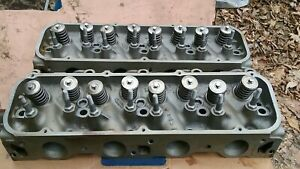 Ford 460 Heads C9ve A Rebuilt No Shipping Pickup Only