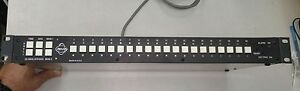 Pelco Va6220 Cctv Surveillance Security 20 Channel Sequential Switch W Manual
