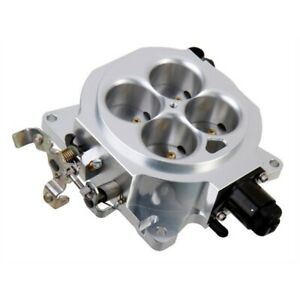 Holley 112 577 Universal 4bbl Billet 1000 Cfm Throttle Body