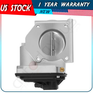 Brand New Throttle Body Assembly For 2005 07 Ford Freestyle Mercury Montego 3 0l