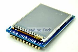 Touch Screen Lcd Sd Reader For Arduino