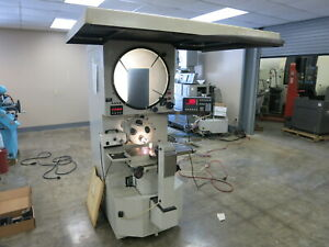 Gage Master Series 80 Model 89 Optical Comparator