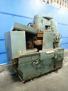 Blanchard 18 Vertical Rotary Surface Grinder 36 01190730001
