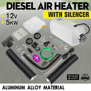 Ty Air Diesel Parking Fuel Heater 12v 5kw Control Switch For Truck Boat Fast