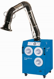 Donaldson Torit Easy Trunk Weld Fume Collector With 6 X 10 Arm