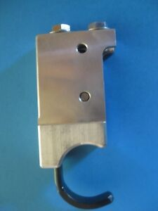 Wow Unisaw Fence Clamp Rear Block All New Billet Aluminum Free Freight