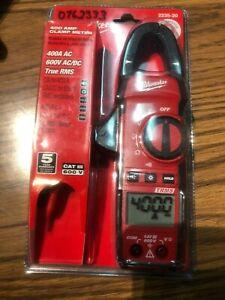 Milwaukee 2235 20 400 Amp Clamp Meter In Stock