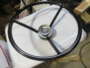 1959 Ford Custom Ranchero Nos Steering Wheel 59