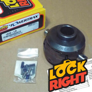 Lock Right Locker By Powertrax Ford 8 8 Inch 31 Spline Fit 7 8 Center Pin
