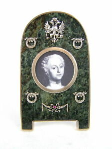 Silver Frame Silver 84 Russian Carl Faberge