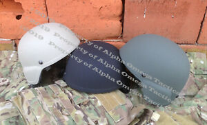 Protech Delta 4 Tactical Helmet - Government Surplus - FREE SHIPPING!
