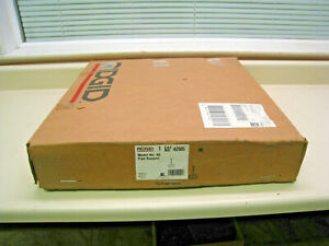 Ridgid 42505 No 46 Pipe Support Stand 6 2500 Lb Capacity 23 33 New