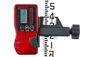 Rotary Laser Universal Receiver Detector Dual Display Topcon Leica Cst Pls