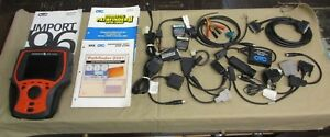 Matco Determinator Auto Diagnostic Scanner Scan System Please Look