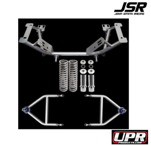 79 93 Mustang Gt Lx Upr Chrome Moly K Member Adjustable A Arm Kit